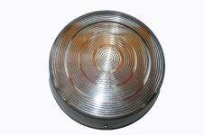 Coughtrie CPS 28 Large Circular Light Fitting Anti Vandal Fitting IP65